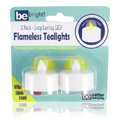 Flameless Tealights -
