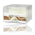 Glass Candle Vanilla -