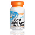 Best Alpha Lipoic Acid 300 mg -