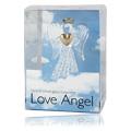 Love Angel Gold Heart -