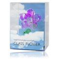 Glass Flower Purple -