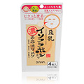 Nameraka Isoflavone Facial Lotion Mask 4pcs -