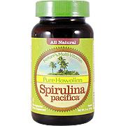 Organic Hawaiian Spirulina Powder -