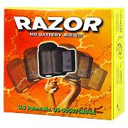 On-The-Go Mechanical Razor -