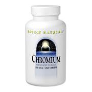Chromium Chelate 200 mcg -