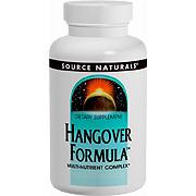 Hangover Formula -