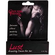 Lust Arousing Cream for Her -