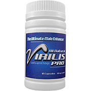 Virilis Pro Male Enhancer Bottle -
