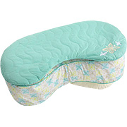 Bliss Feeding Pillow Deluxe Slip Cover Sketchy Leaf -