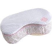 Bliss Feeding Pillow Deluxe Slip Cover Damask -