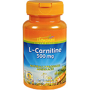 L-Carnitine 500mg - 