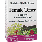 Female Toner Tea -