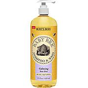 Baby Bee Shampoo & Wash, Calming Tear-Free -