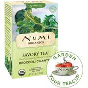 Organic Savory Tea Broccoli Cilantro -
