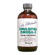 Emulsified Omega 3 Fish Oil -