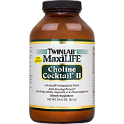 MaxiLIFE Choline Cocktail II with Caffeine -