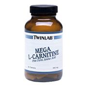 Mega L Carnitine 500mg 60 Tabs -