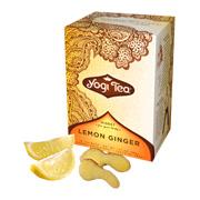 Lemon Ginger Organic Tea -