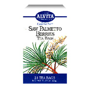 Saw Palmetto Berries Tea -