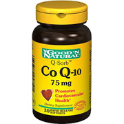 QSorb Co Q10 75mg -
