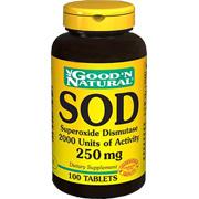 Superoxide Dismutase -