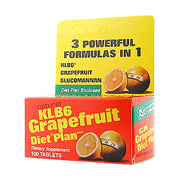 natural klb6 grapefruit diet plan