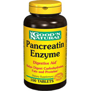 Pancreatin Enzyme -