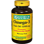 Fish Oil 1200mg -