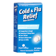 Cold & Flu Relief -