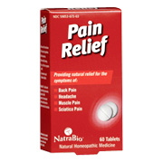 Pain Relief -