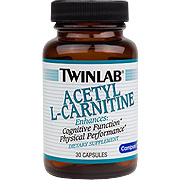 Acetyl L Carnitine 30 Caps -