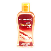 Astroglide Pleasure Massage Warming 2 in 1 -