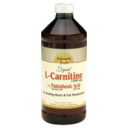 L-Carnetine Plus Pantothenic Acid -
