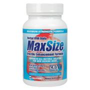 MaxSize Male Enhancement -