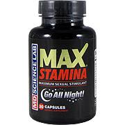 Max Stamina -