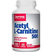 Acetyl L-Carnitine 500 -