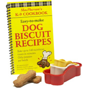 K-9 Biscuit Baking Kit -
