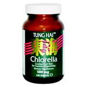 Tung Hai Chlorella 500 mg -