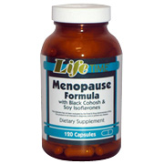 Menopause Formula with Black Cohosh & Soy Isoflavones -