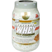 100% Whey Gold Standard Natural Chocolate -