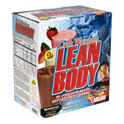 CarbWatchers Lean Body Neapolitan Variety -