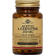 Acetyl-L-Carnitine 250 mg -