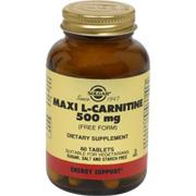 Maxi L-Carnitine 500 mg -