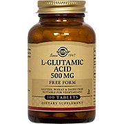 L-Glutamic Acid 500 mg -