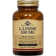 L-Lysine 500 mg -