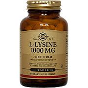 L-Lysine 1000mg -