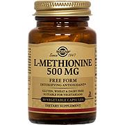 L-Methionine 500 mg -