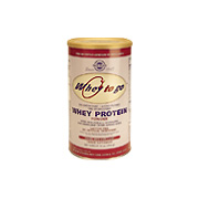 Whey To Go Protein Powder Natural Chocolate Cocoa Bean Flavor -