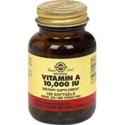 Vitamin A 10,000 IU -