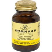Vitamin A & D 10,000/400 IU -